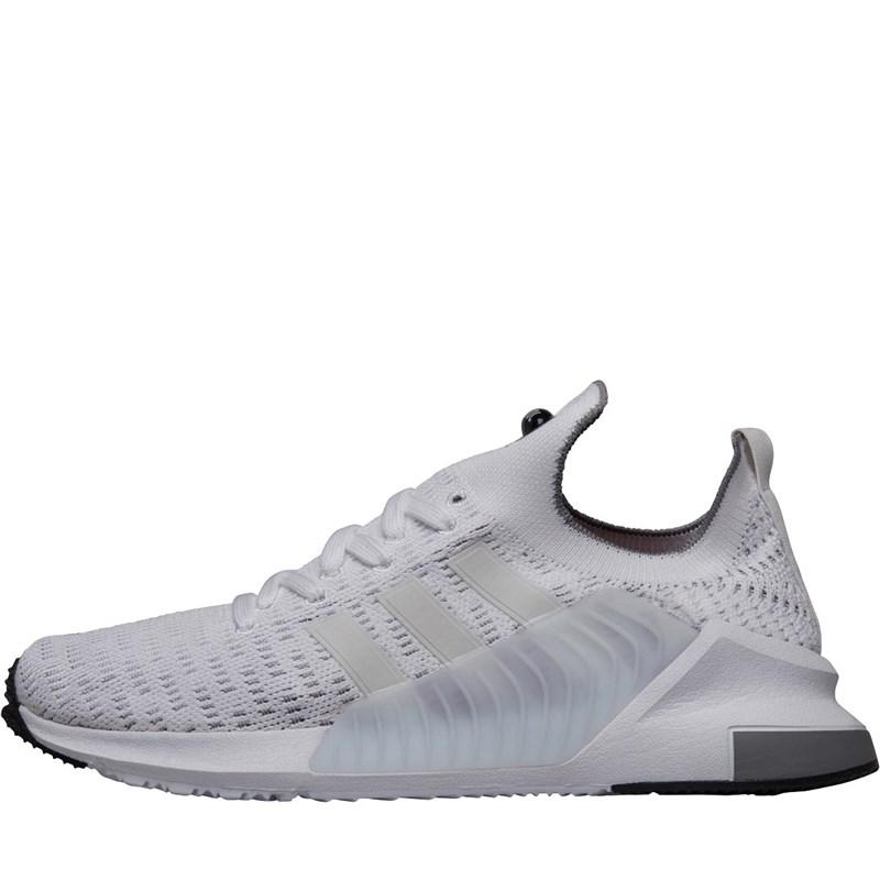 buy online a9835 8d358 adidas Originals. Mens Climacool 0217 Primeknit Trainers Footwear Whitefootwear  Whitegrey Three
