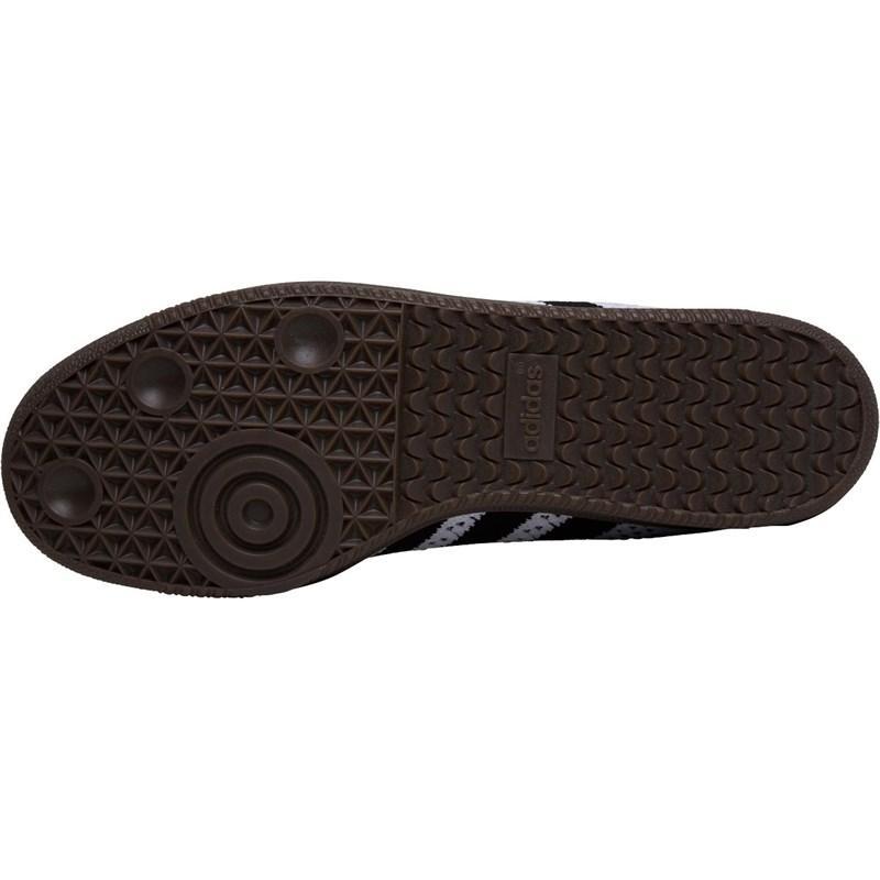 reputable site a6332 574e9 Adidas Originals - Samba Sock Primeknit Trainers Footwear White core Black  bluebird for Men. View fullscreen