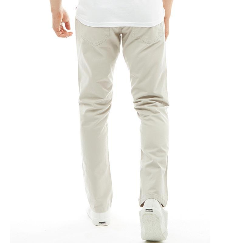 d0f6f2ae0fe2 French Connection James 5 Pocket Chinos Stone in Gray for Men - Lyst
