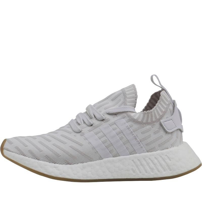 d8bc5b0088cd5 adidas Originals. Women s Nmd r2 Primeknit Trainers White white shock Pink
