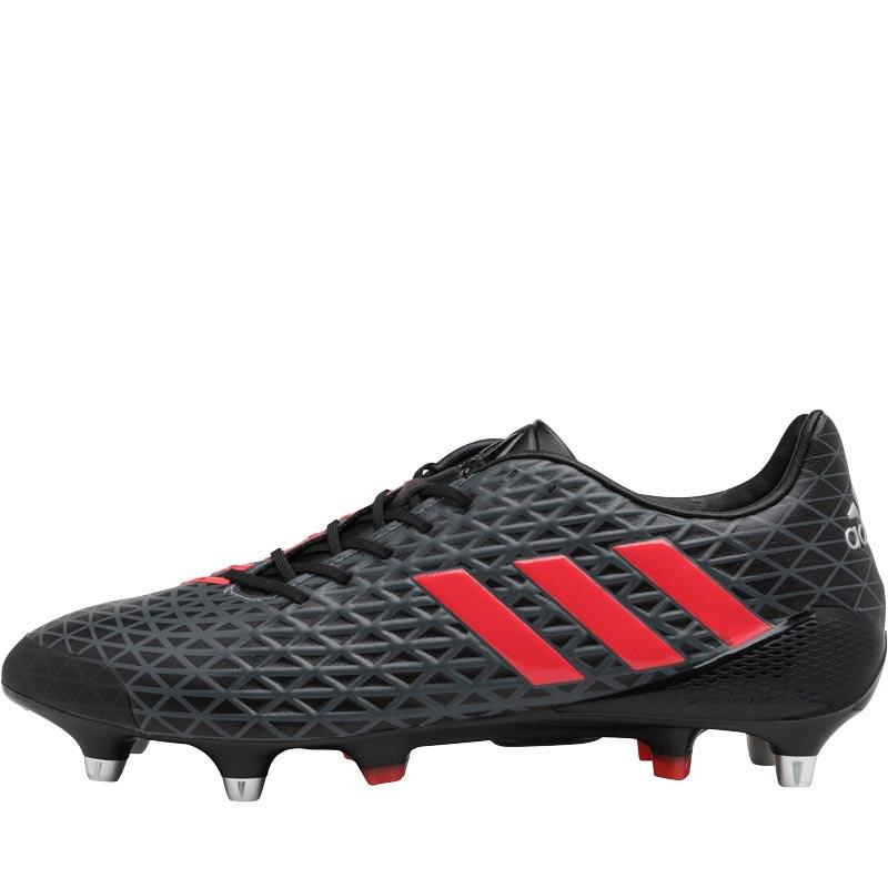 reputable site 6f009 8aed8 ... buy adidas predator malice sg rugby boots black shock red vista grey in  60526 9a048