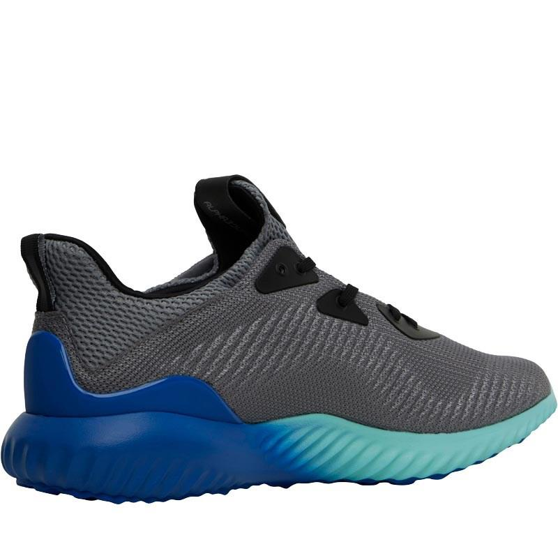 3f89a820f Adidas Alphabounce 1 Neutral Running Shoes Grey clear Onix clear ...