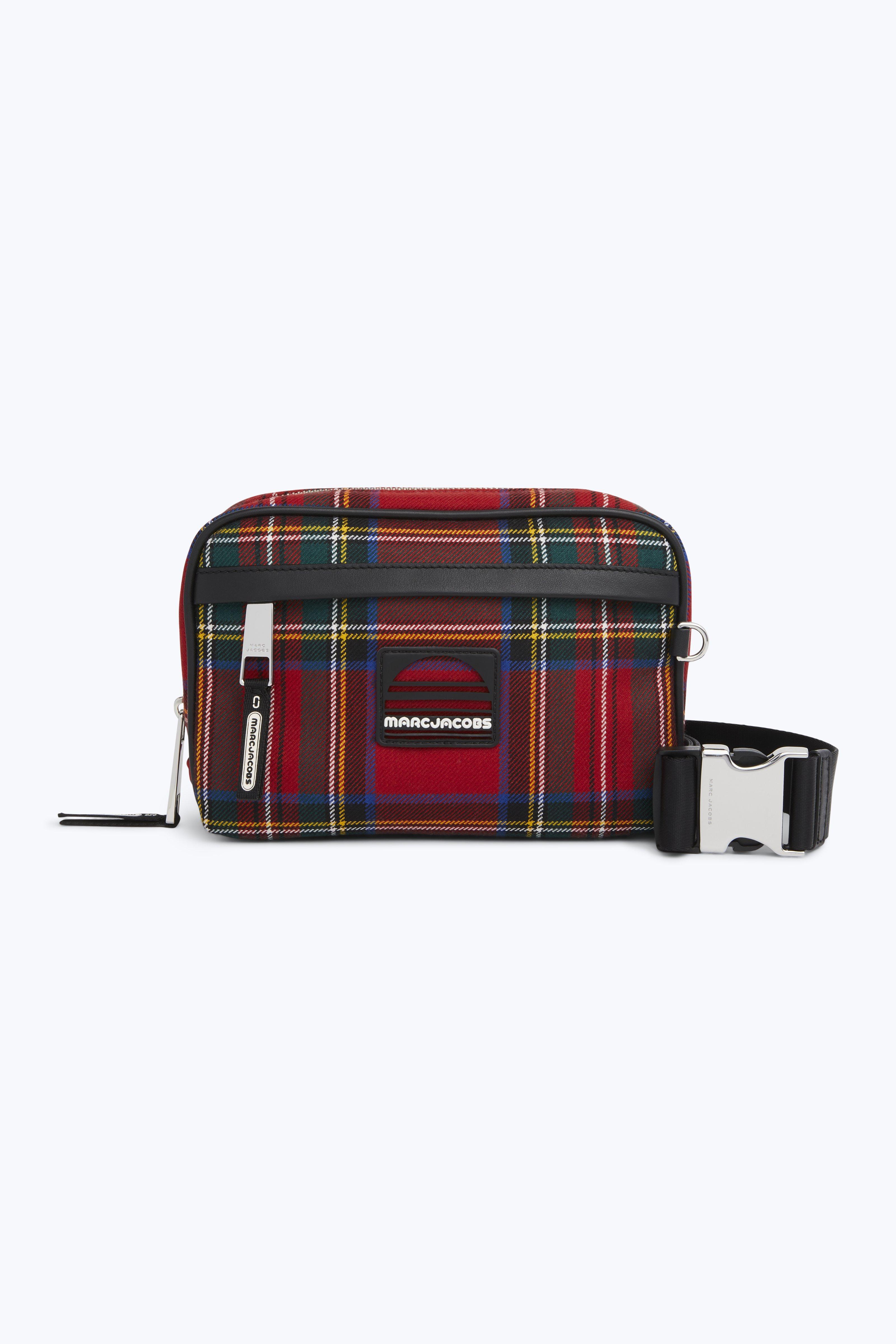 tartan Sport belt bag - Red Marc Jacobs 5p2Vsa