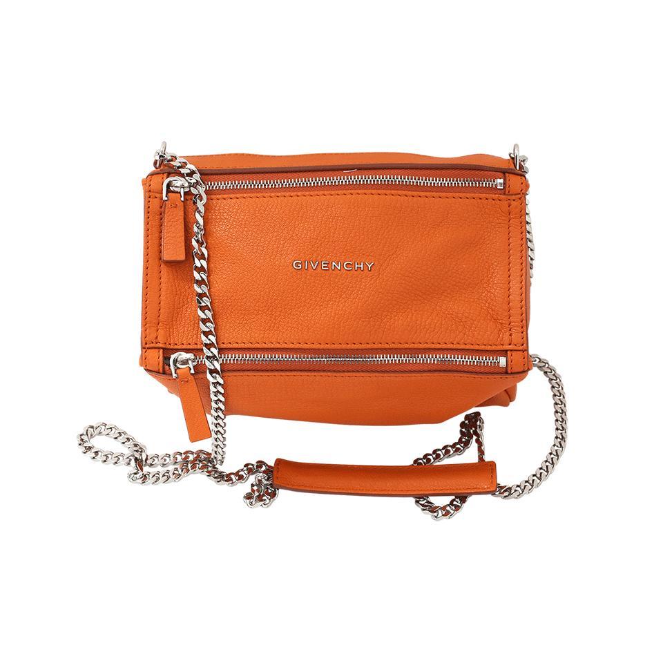 01508d49781 Lyst - Givenchy Chain Pandora in Orange