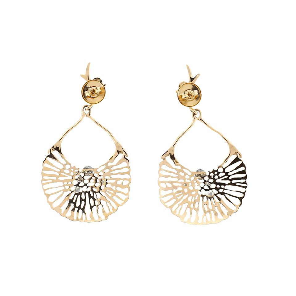 Gorgonia Earrings Federica Rettore yPy3vH