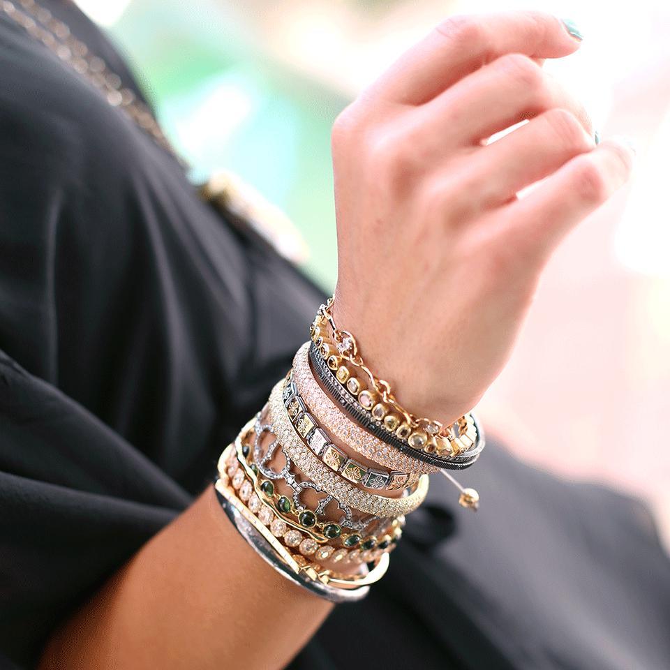irene neuwirth bracelet gallery lyst irene neuwirth cabochon green tourmaline bracelet in