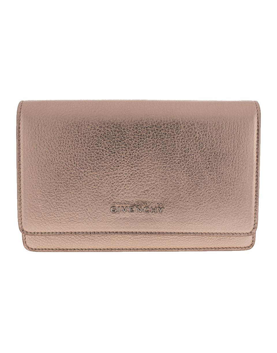 Pandora Metallic Leather Wallet Givenchy ErDhRhO