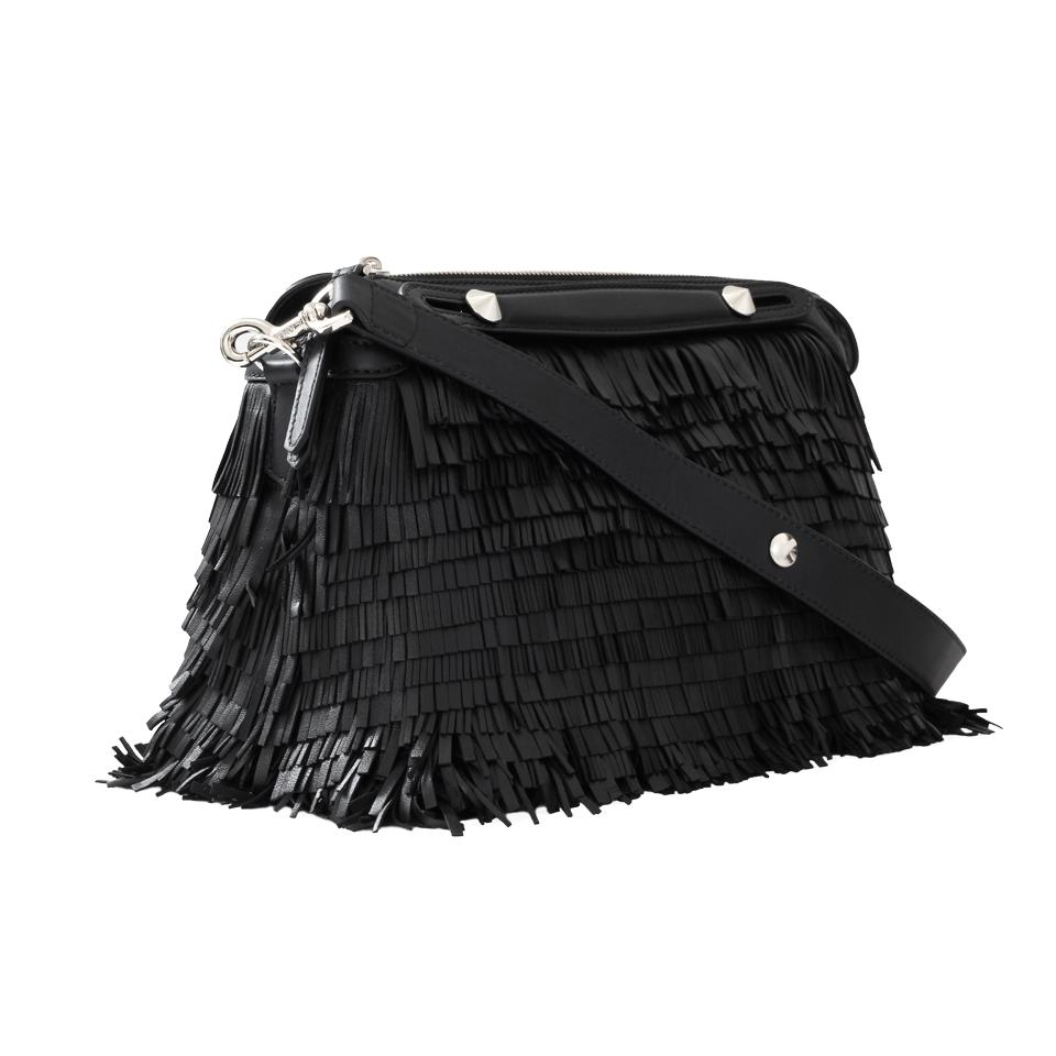 ... netherlands lyst fendi by the way fringe bag in black 53df6 2d585 ... b19a716961