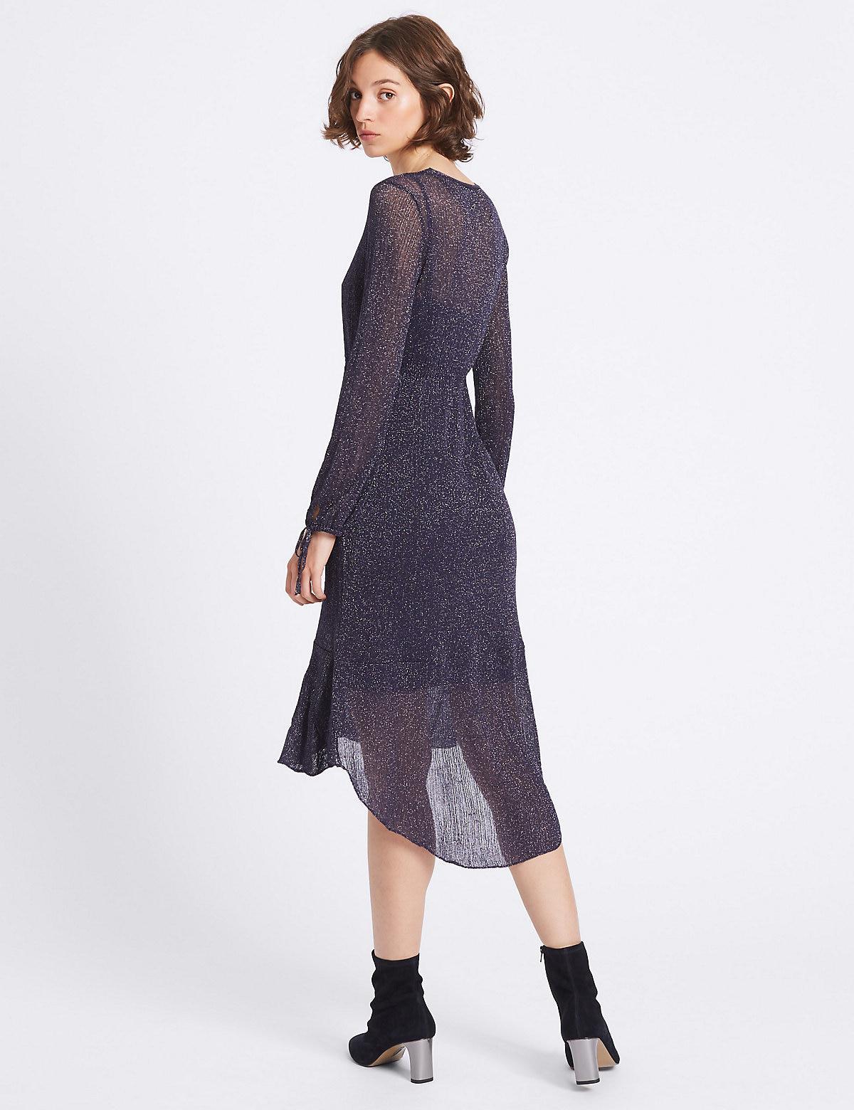 Excepcional Marks & Spencer Vestido De Dama Embellecimiento - Ideas ...