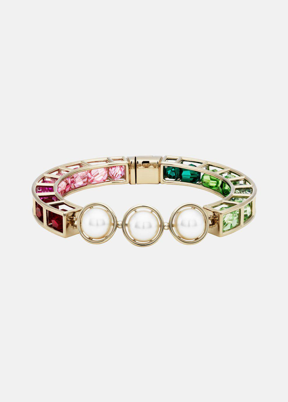 Mary Katrantzou Nostalgia Bangle Light Multi c2c0Ztox