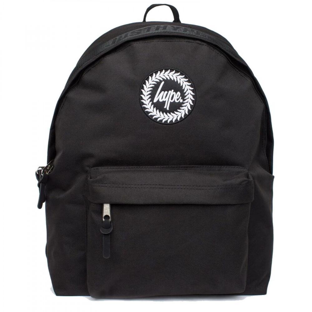 Hype Backpack Rucksack School Bag in Black for Men - Lyst 14cb333d0c73b