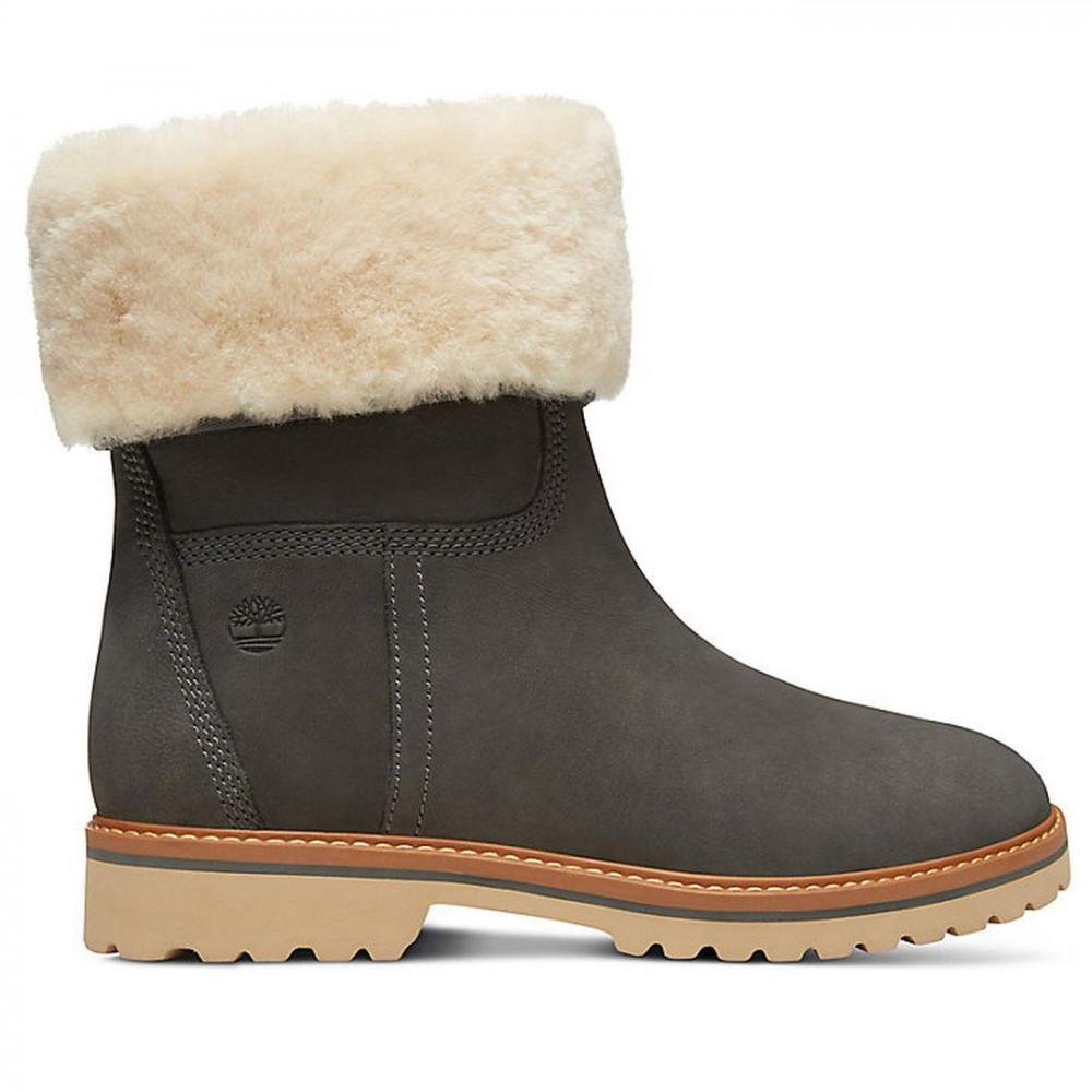 222a26e4e0f Timberland - Gray Chamonix Valley Warm Winter Waterproof Snow Boots - Lyst.  View fullscreen