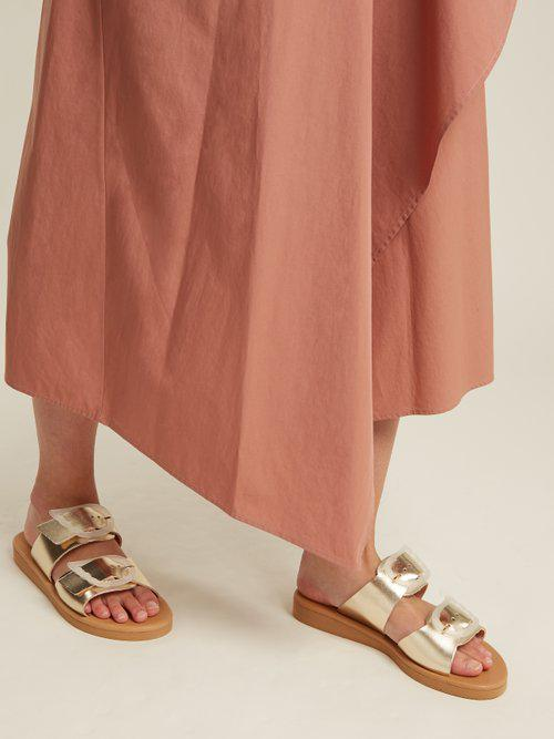 Ancient Greek Sandals Iaso flat sandals gKbIWQ1