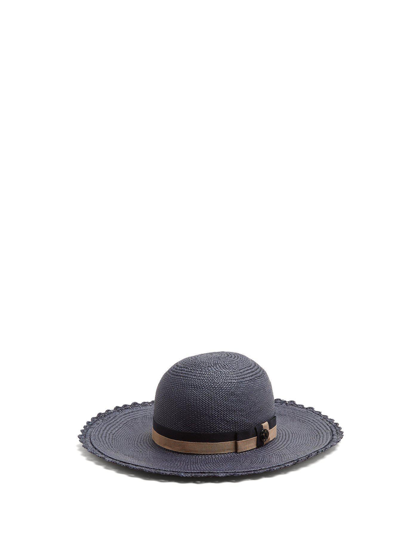 Alice Straw Hat Maison Michel aQ1hbyFS74
