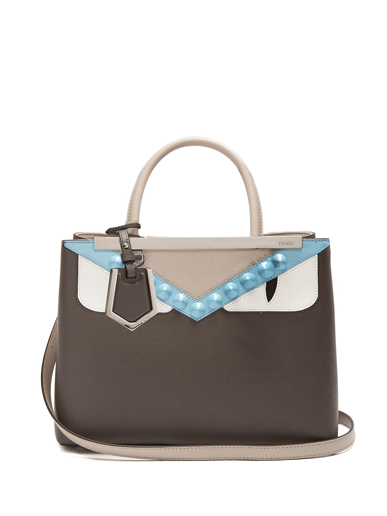 c6370558b3 Gallery. Previously sold at  MATCHESFASHION.COM · Women s Fendi 2jours  Women s Fendi Bag Bugs ...