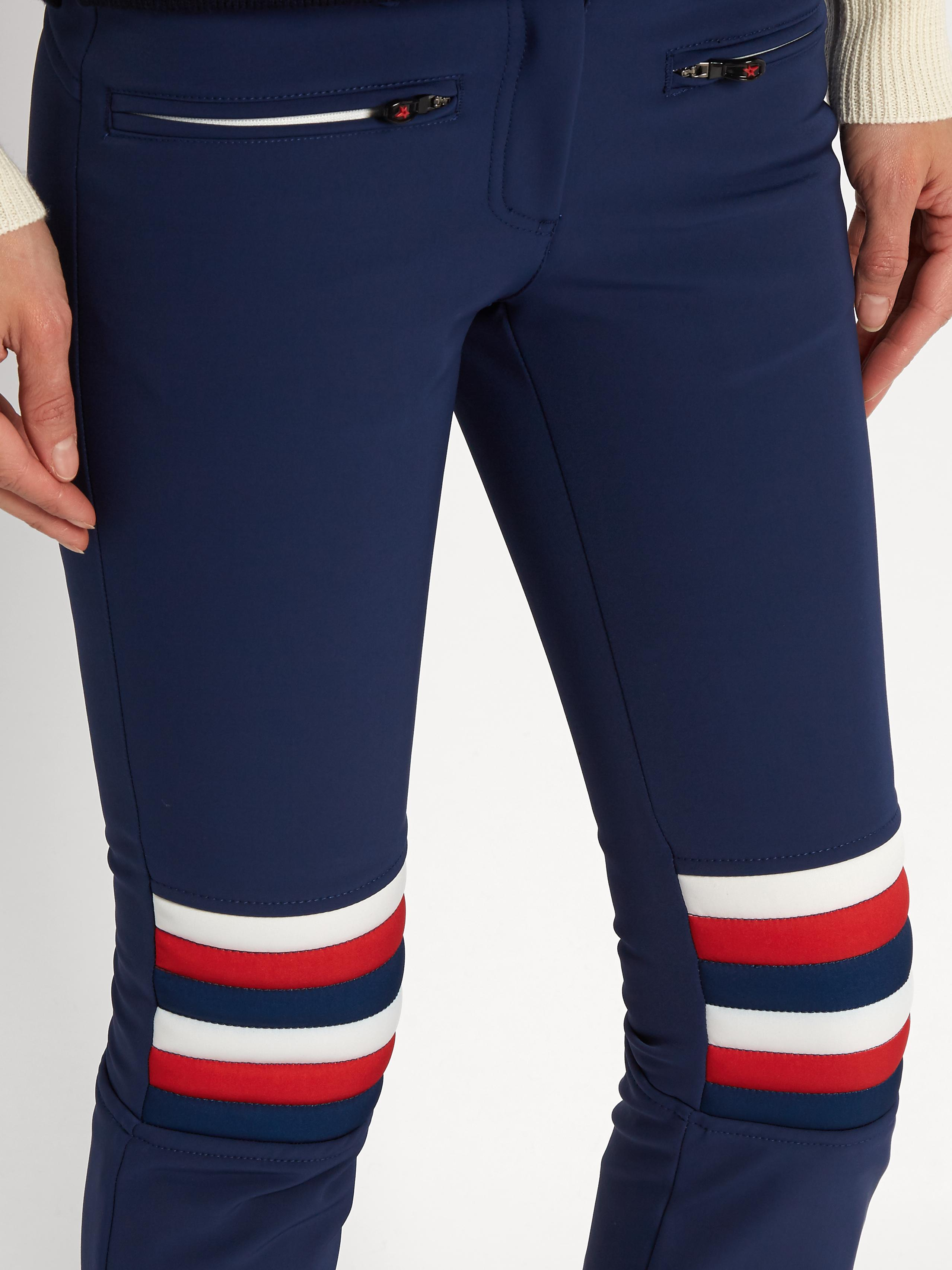 37b4fed1ee4d1 Lyst - Perfect Moment Aurora Flared Ski Trousers in Blue