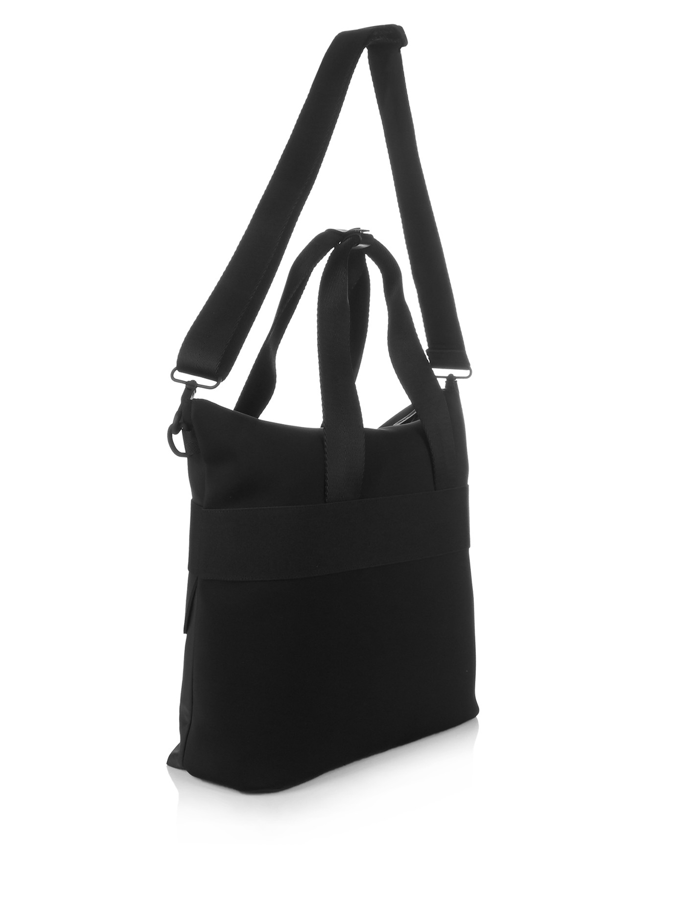 f9dab4a3d Lyst - Y-3 Qasa Tote Bag in Black for Men