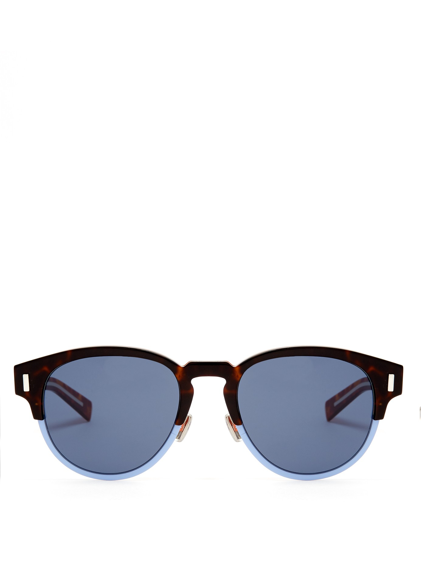 Dior homme Blacktie 2.0s D-frame Sunglasses in Brown for ...