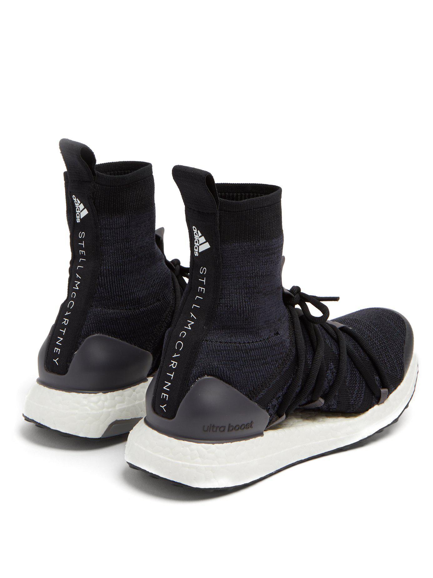 Adidas By Stella Mccartney Ultra Boost X High Top Sock
