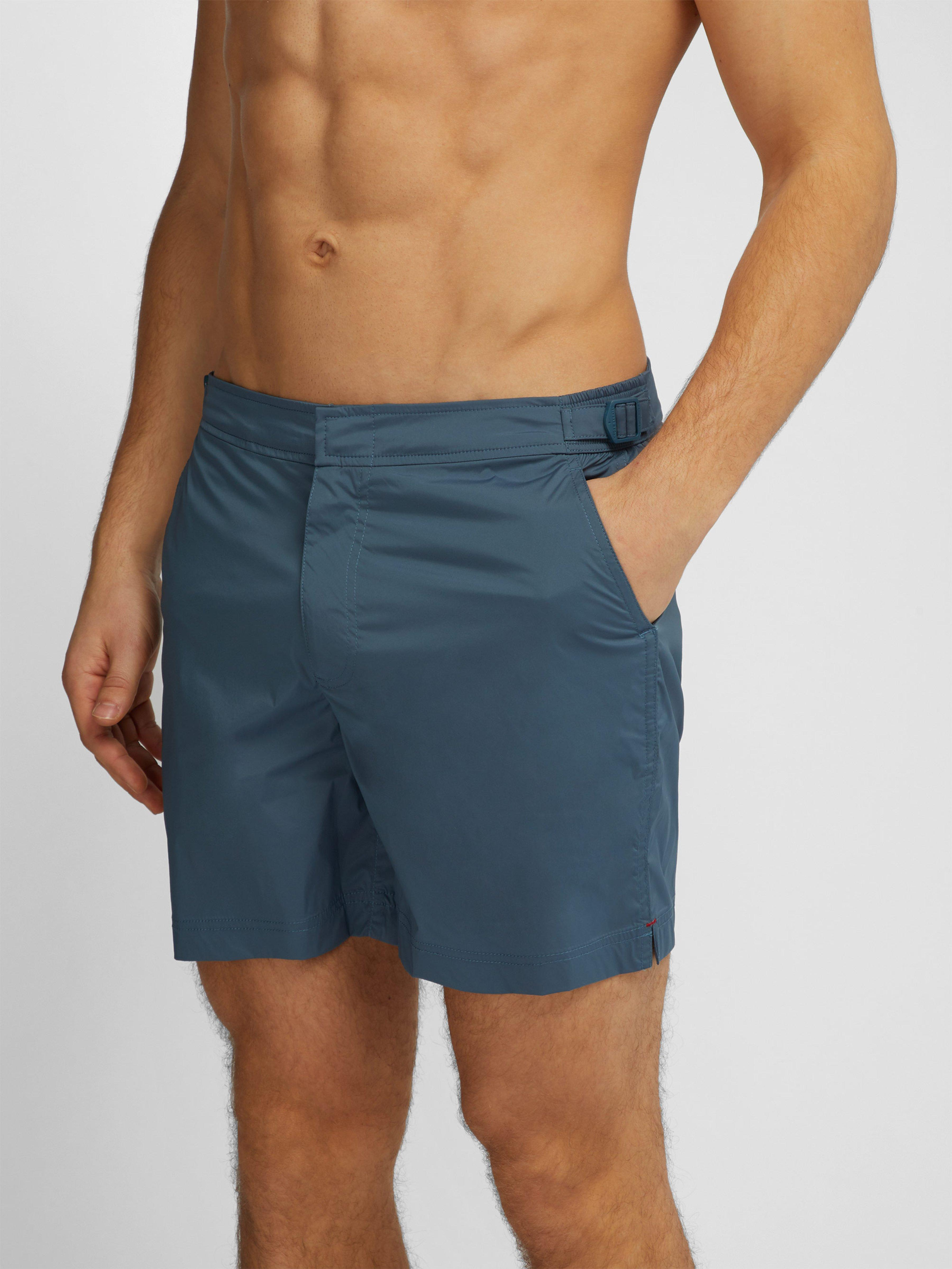 d06797581b Orlebar Brown Bulldog Swim Shorts in Blue for Men - Lyst
