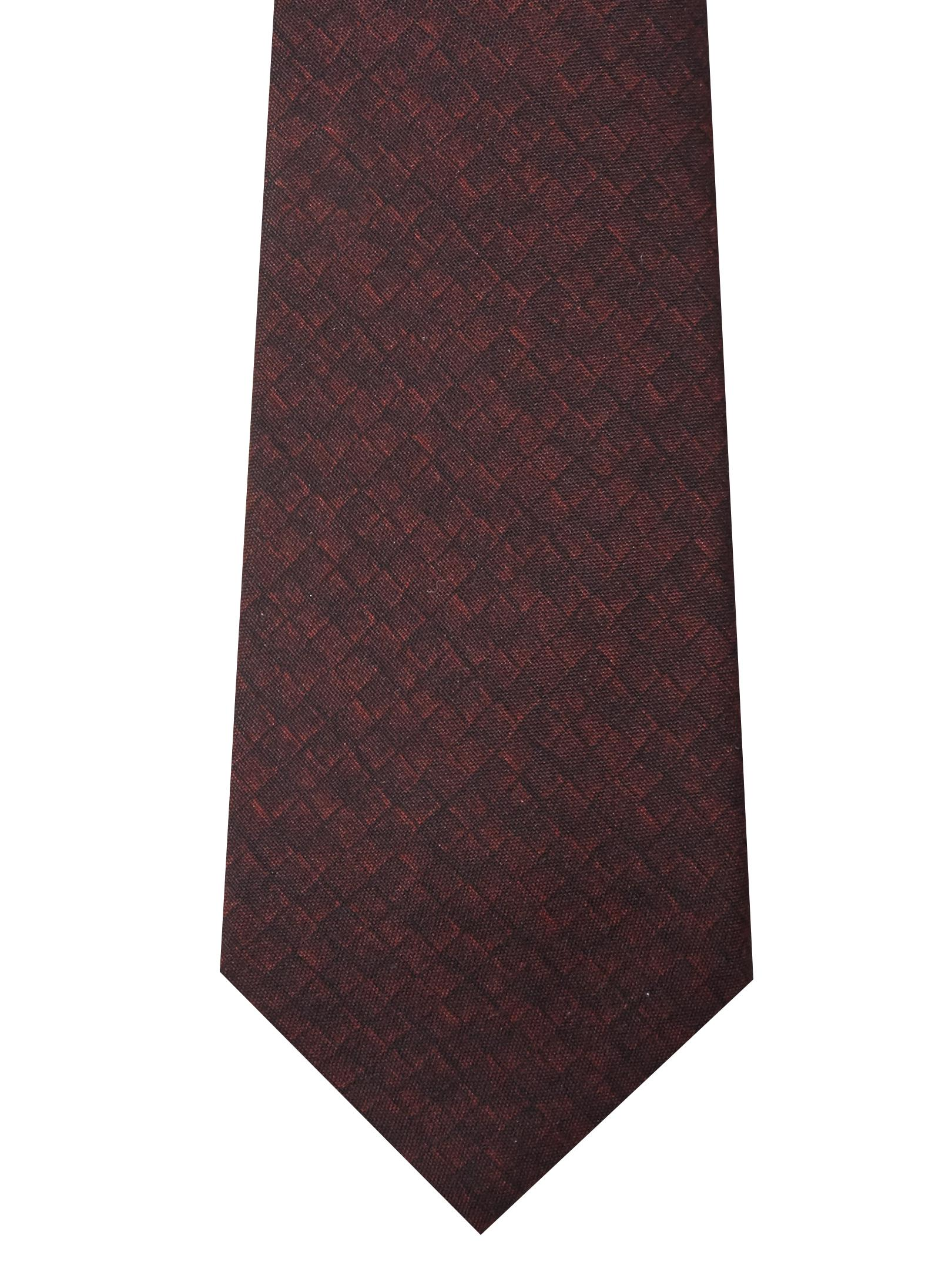 11c9f02816ab1 Lyst - Bottega Veneta Intrecciato-print Silk Tie in Purple for Men