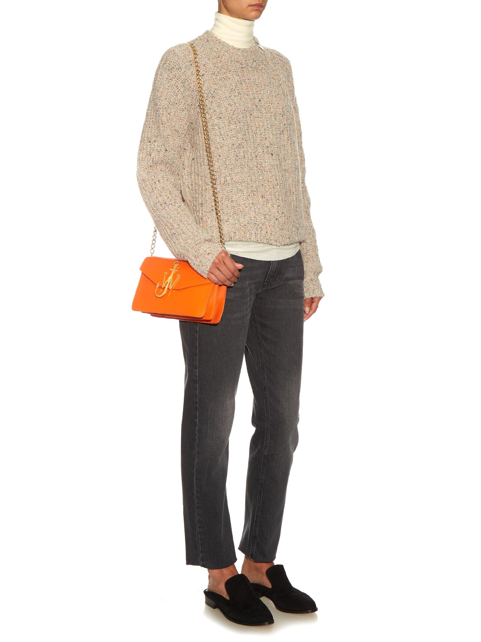 34ef3a4f308 Étoile Isabel Marant Happy Ribbed-knit Sweater - Lyst