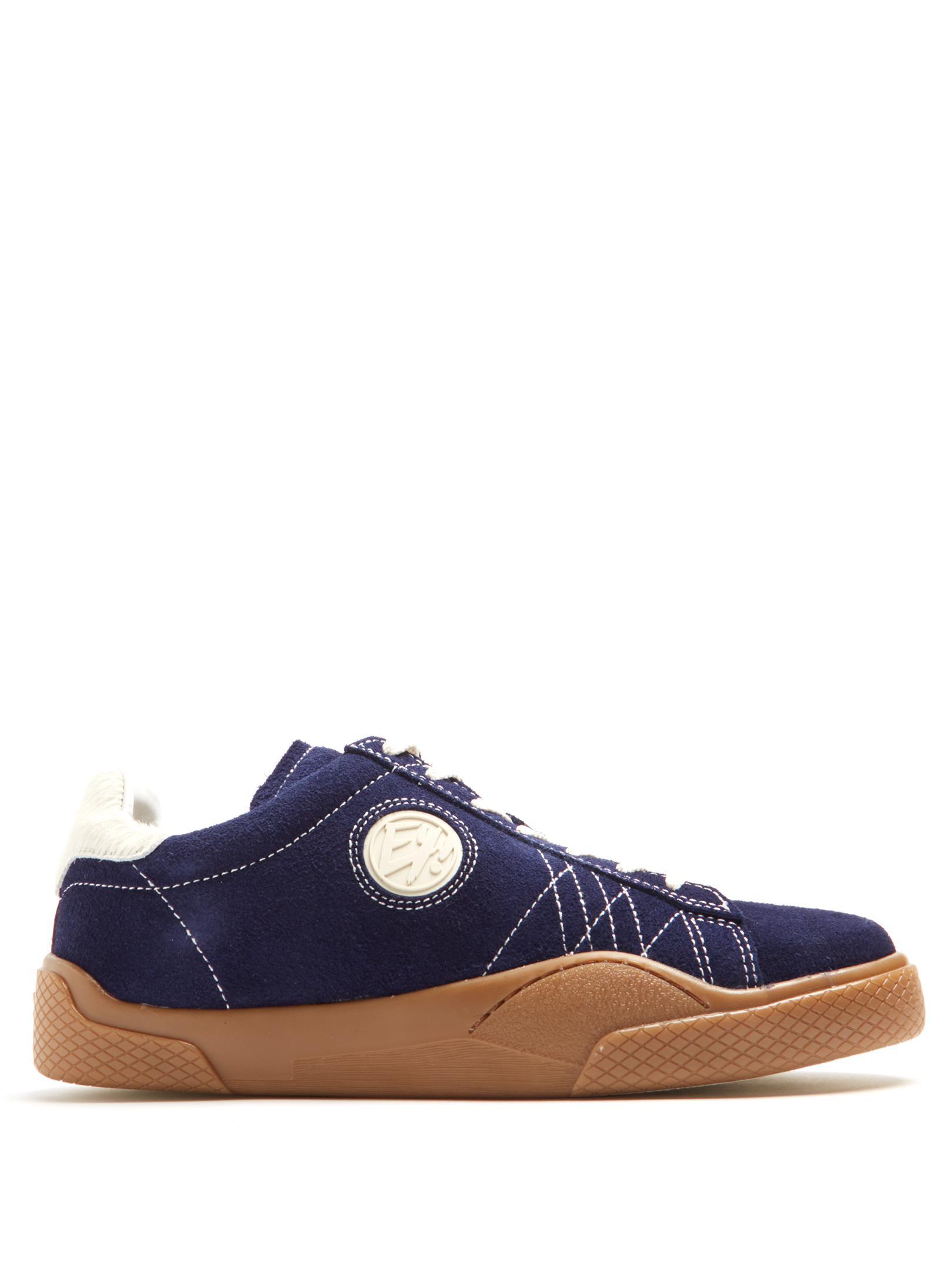 discount wholesale price Eytys Suede Wave Low Top Sneakers discount footlocker pictures discount pictures 94YEBEZ