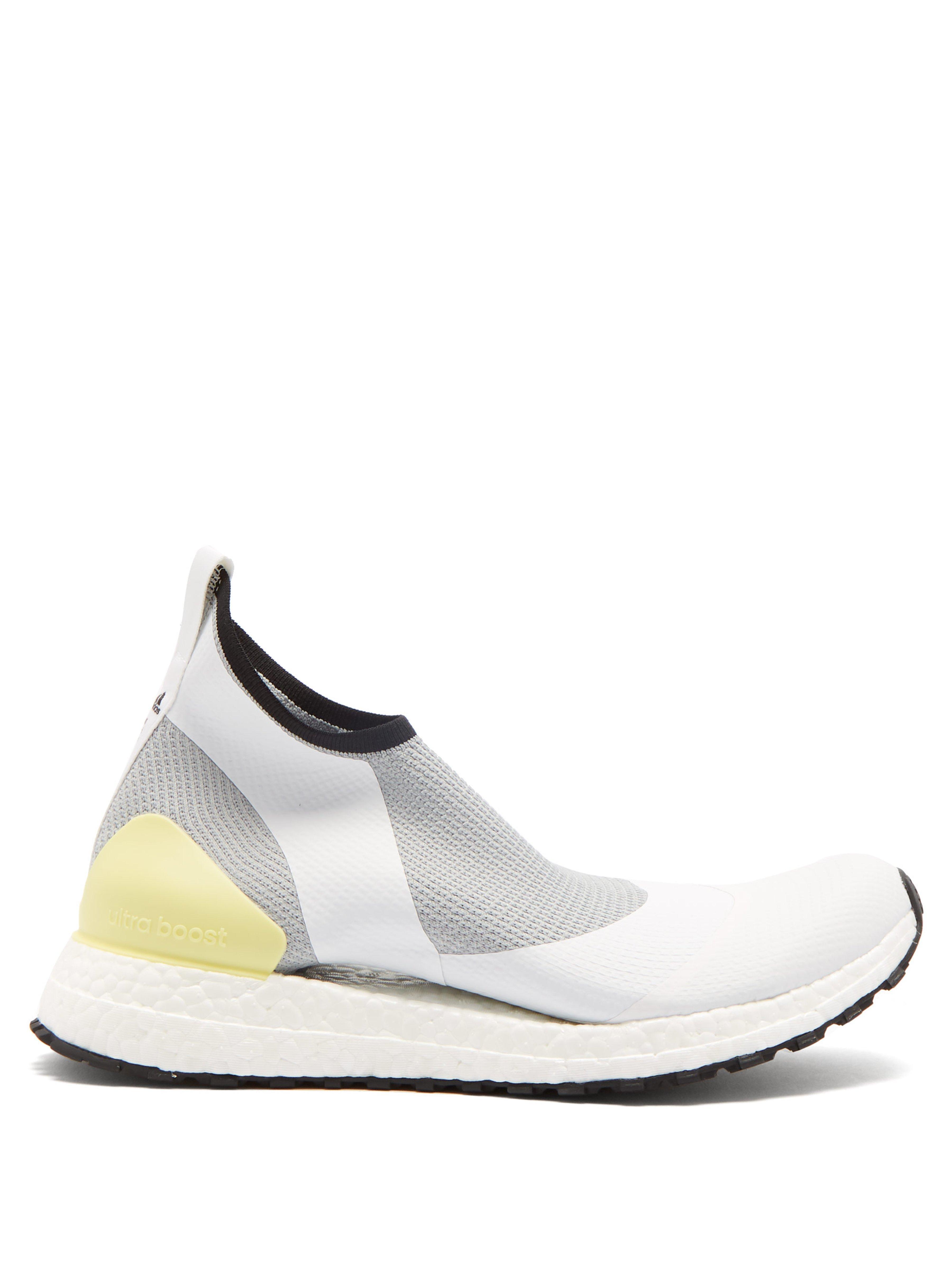 596edb66af849 adidas By Stella McCartney Ultraboost X Low Top Trainers in White - Lyst