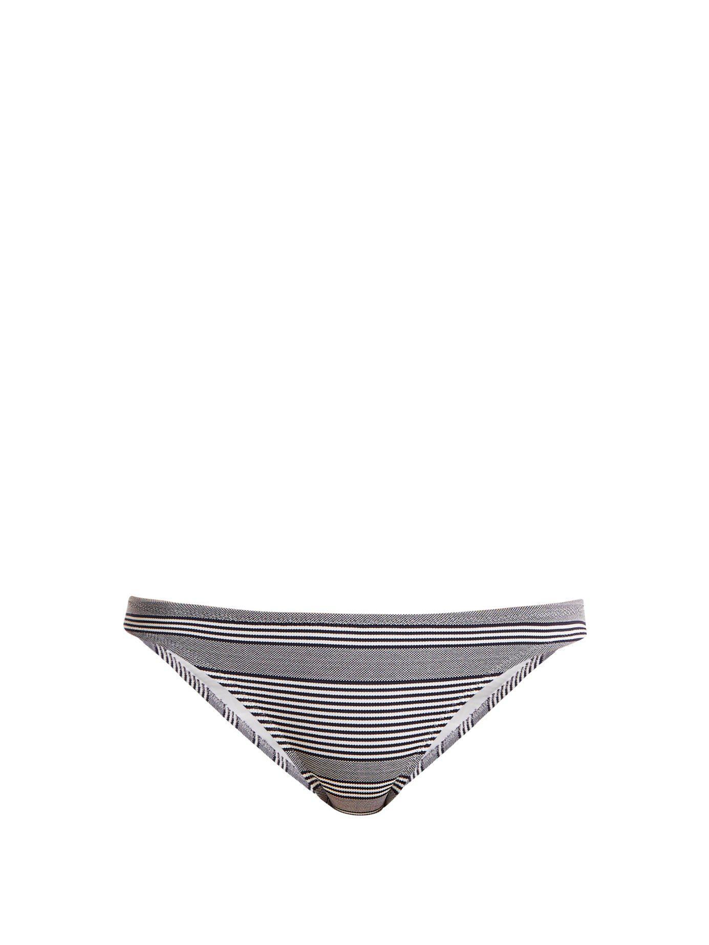 27ec1ab12a Lyst - Heidi Klein Cote Sauvage Bikini Briefs in Gray