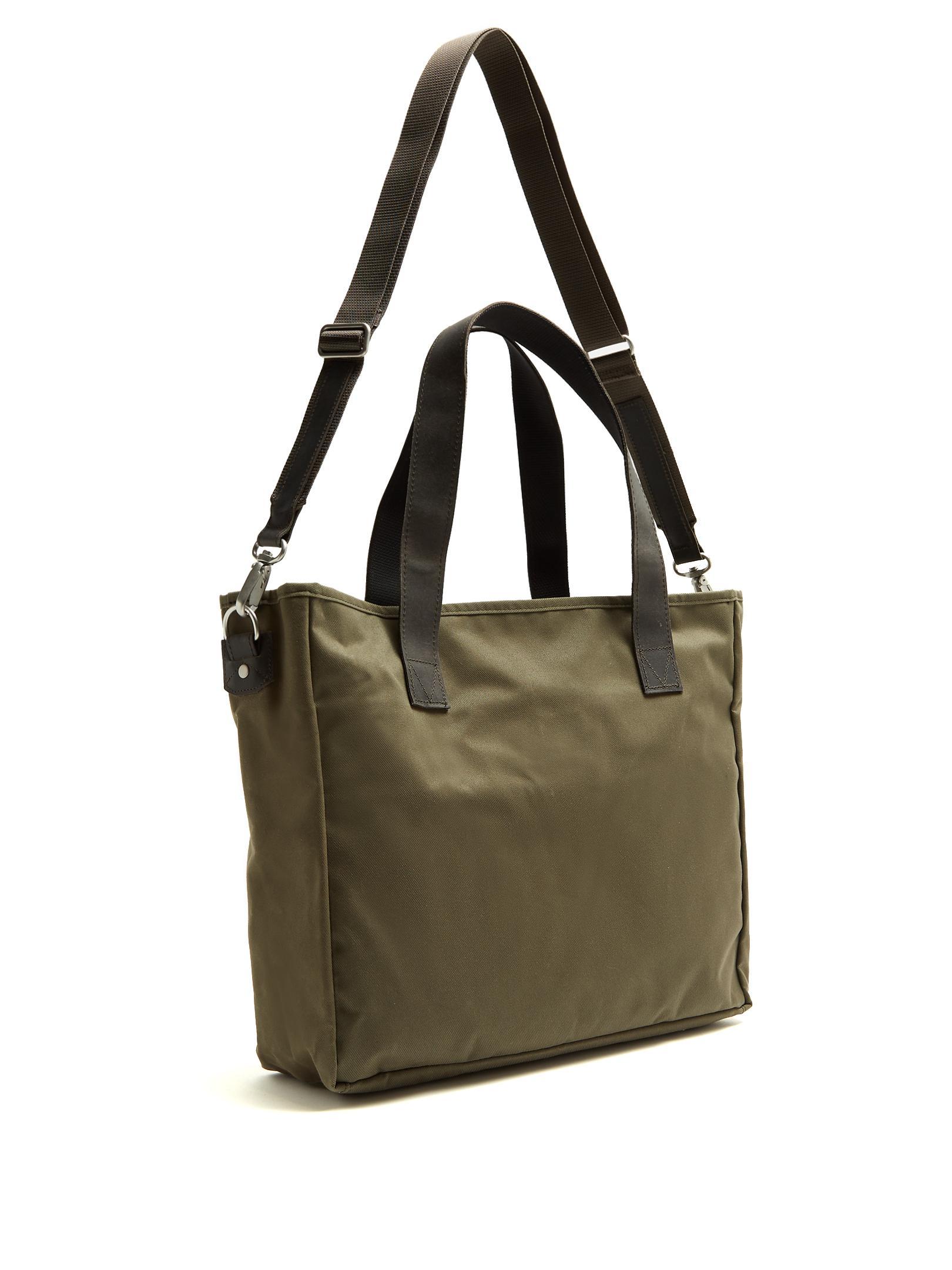 Eastpak KERR/AXER - Shopping Bag - axer brown vWHfmaoD