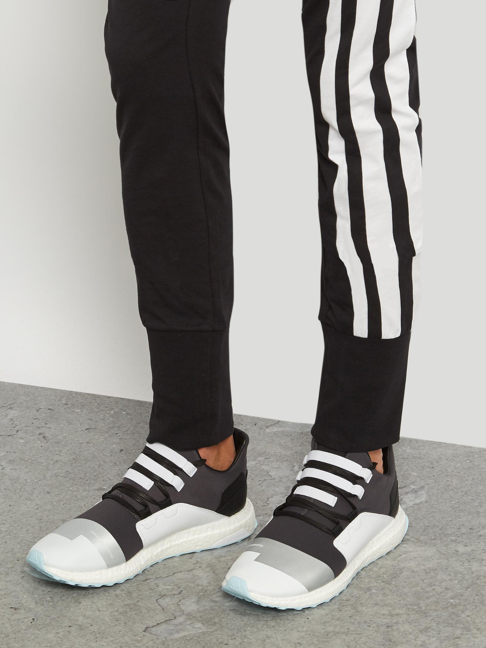 3b1680039 Y-3 Boost Kozoko Low-top Trainers for Men - Lyst