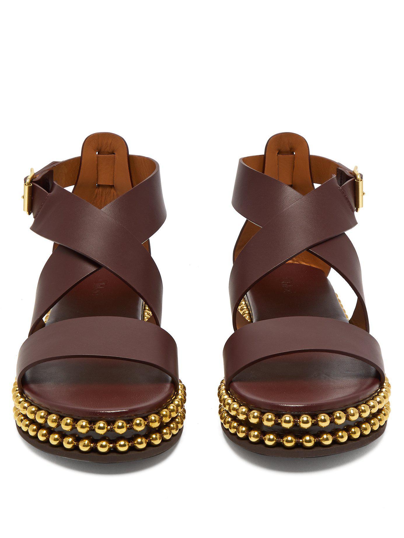 best website b263f 66382 chloe-burgundy-Beaded-Flatform-Leather-Sandals.jpeg