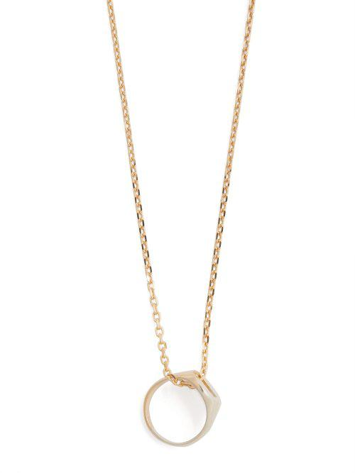 Maison Martin Margiela Three-in-one necklace 8QdEHMd