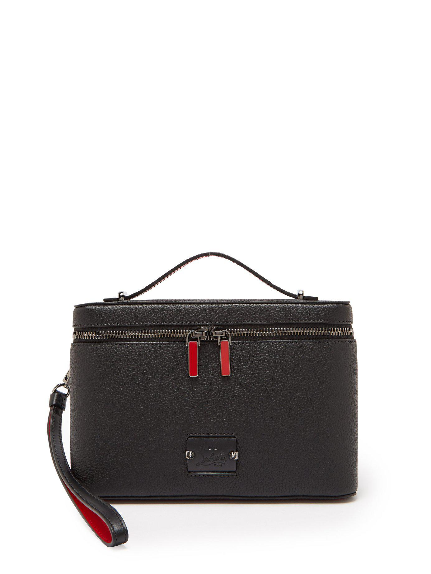 b3bf40db037f2 Lyst - Christian Louboutin Kypipouch in Black for Men - Save 7%