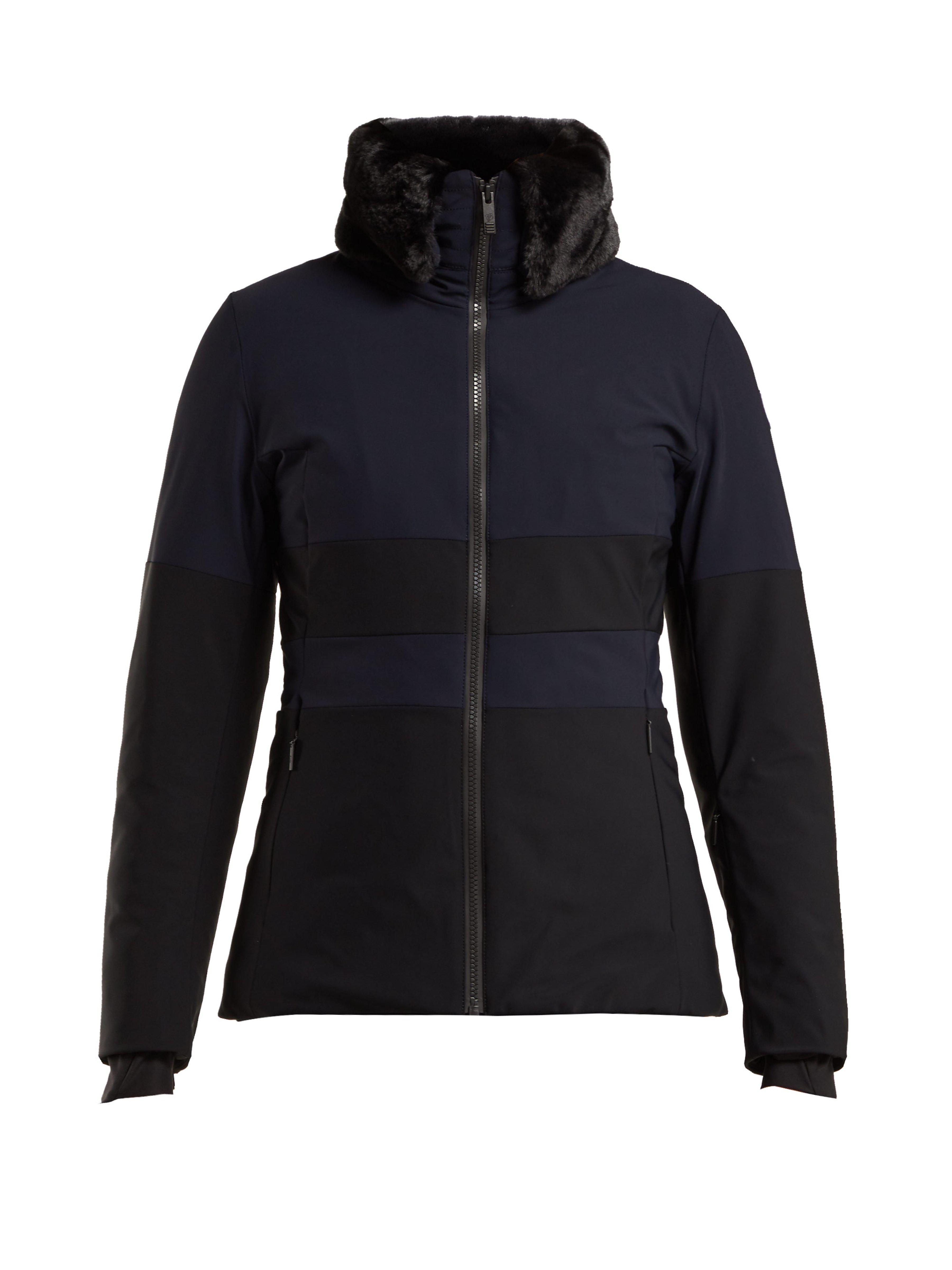 Women's Blue Ski Levanne Fusalp Padded Jacket dS8qS6P