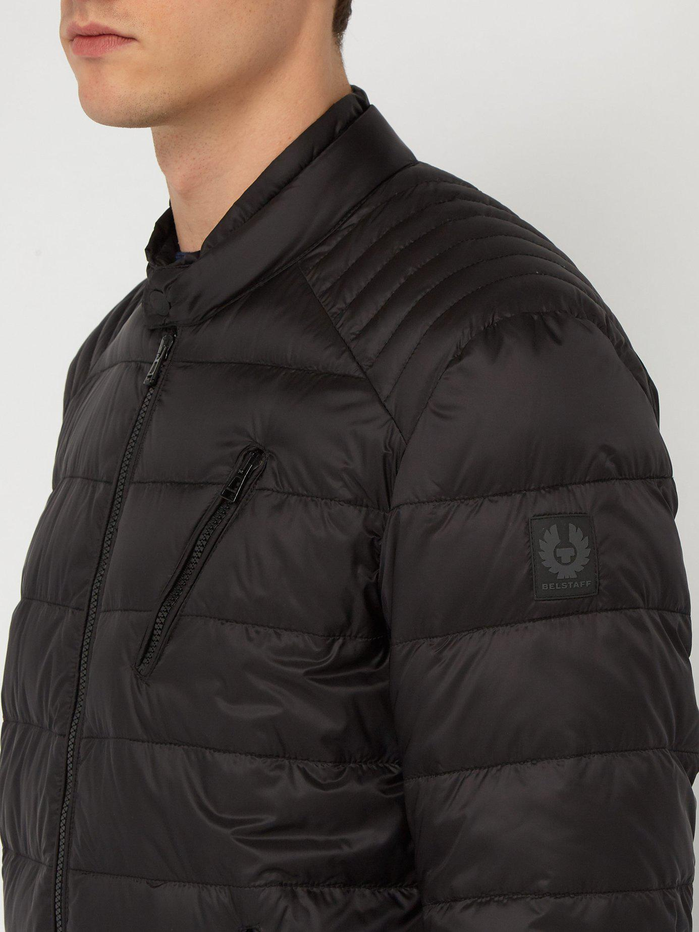 b106416ffe3 Lyst - Belstaff Ranworth Quilted Jacket in Black for Men