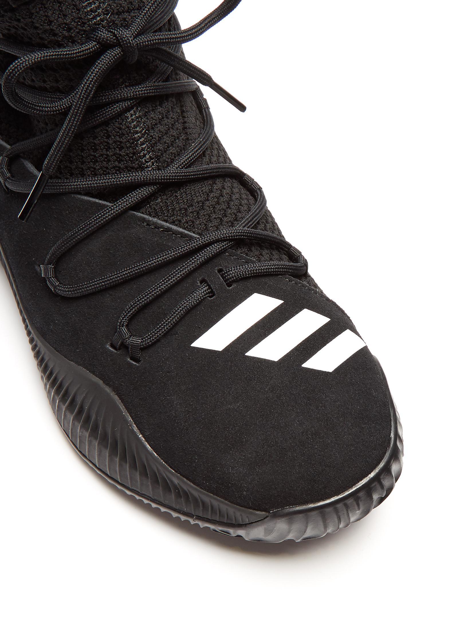 new product ba45b d56fa Lyst - adidas Originals Ado Crazy Explosive Low-top Trainers in ...