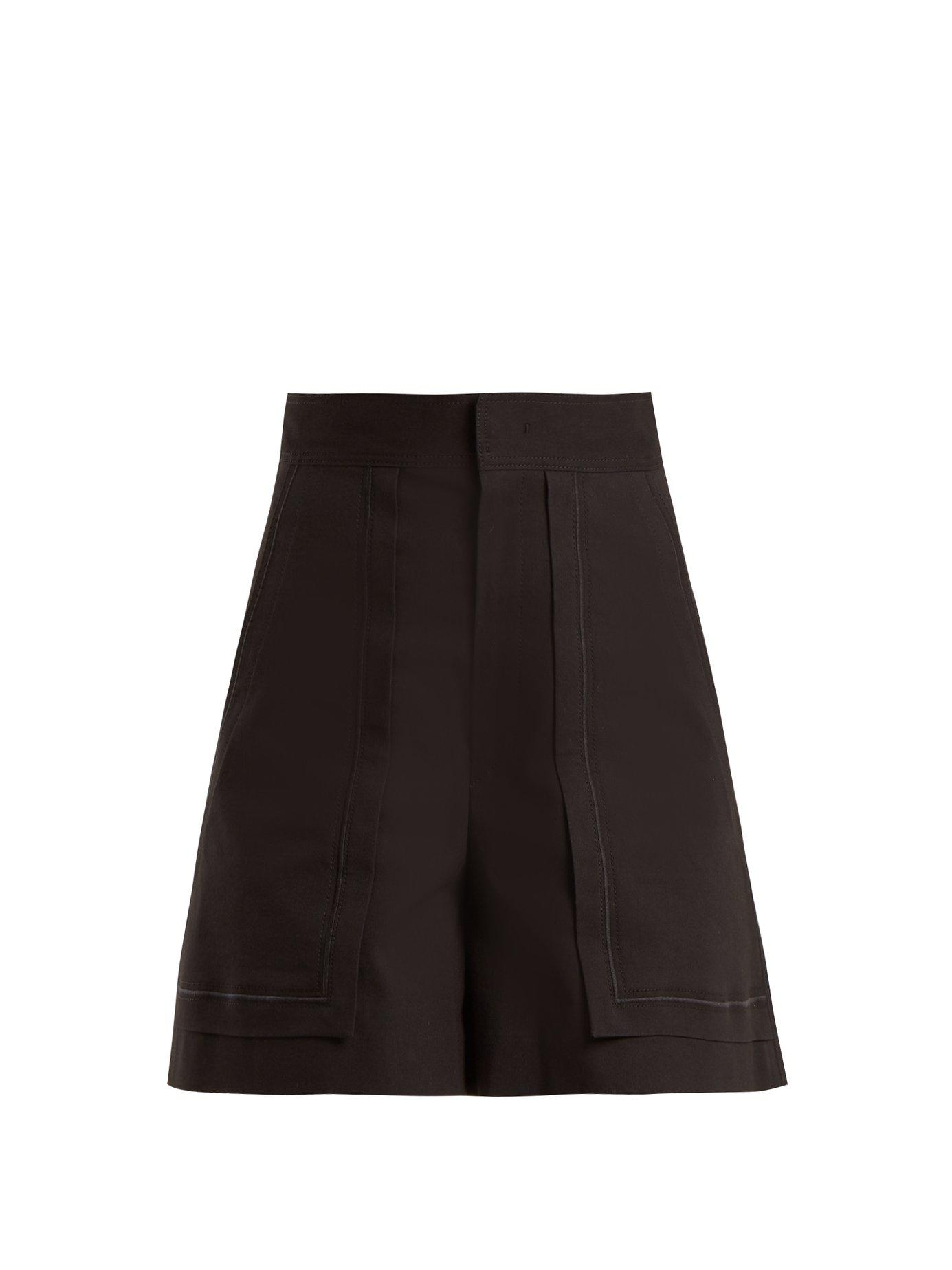 Cheap Sale Sneakernews Cheap Sale Cheapest Price Lucky cotton-blend shorts Isabel Marant 2018 Newest Online YIZhXbuU