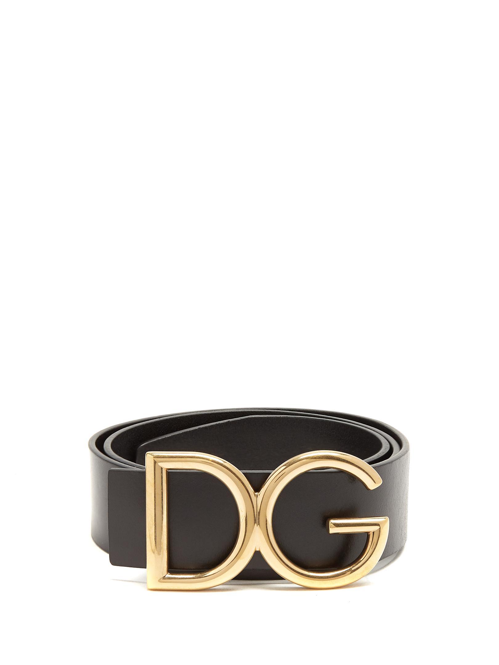 2aae83ebfb wholesale lyst dolce gabbana logo belt in black for men 3b0ef 5bb4e; czech lyst  dolce gabbana dg buckle leather belt in black for men 2ae6e 7003a