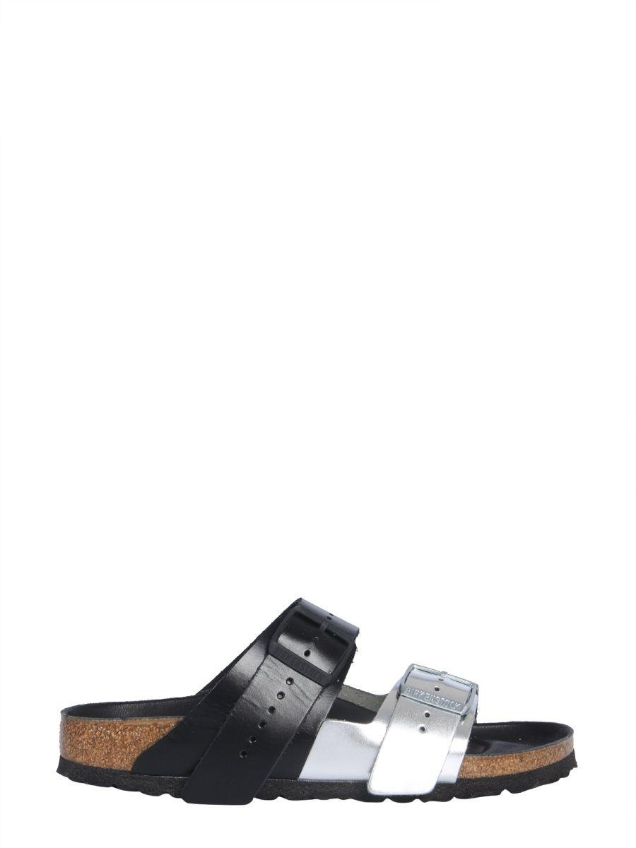 251c50ca0dcc Rick Owens Multicolor Leather Sandals in Black - Lyst