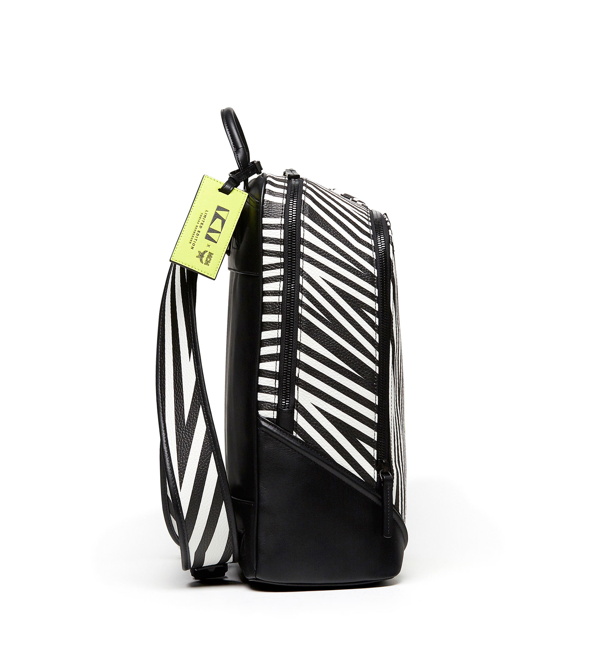 mcm multicolor tobias collaboration backpack lyst
