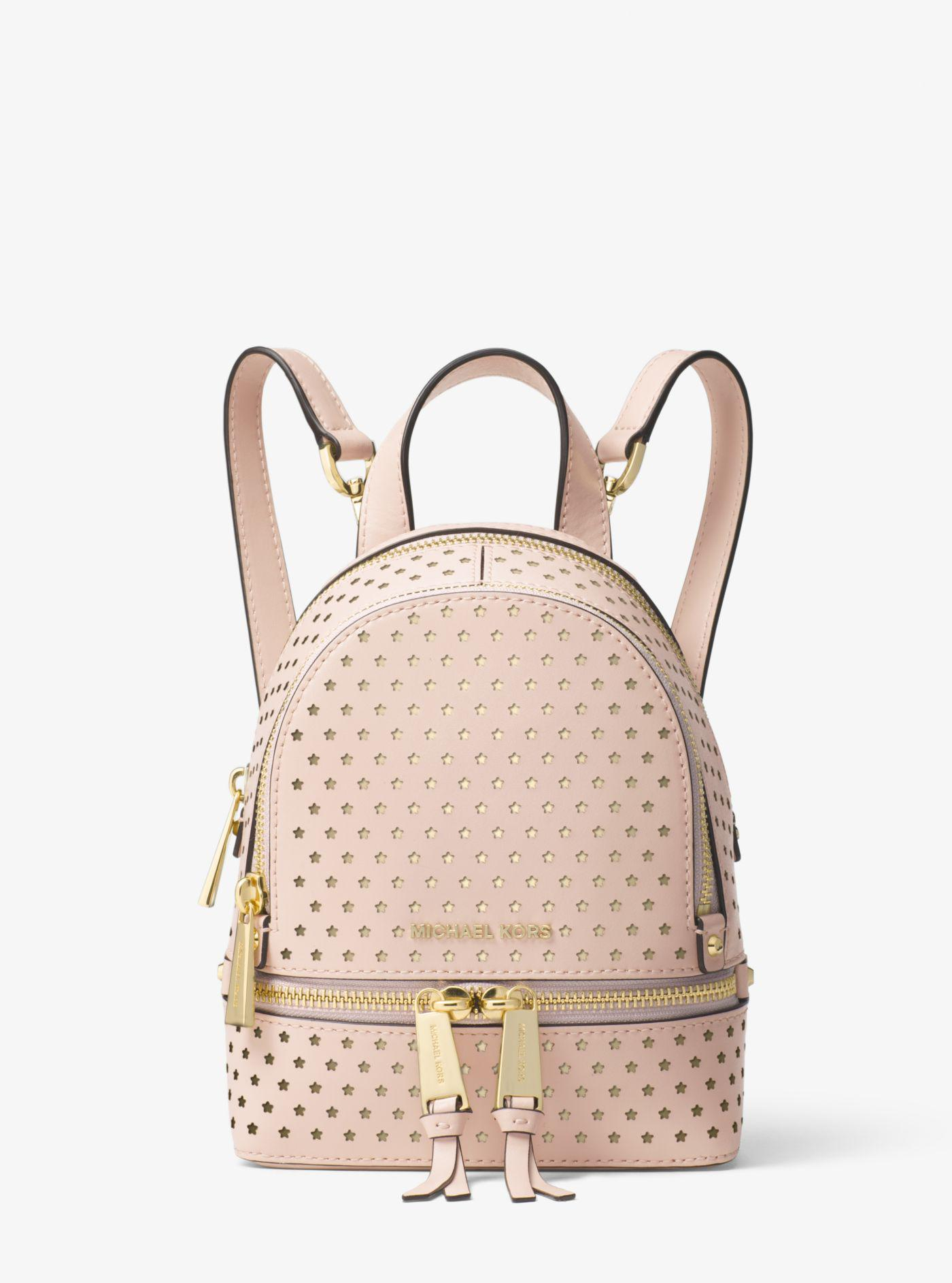 014b4af09a82 Gallery. Previously sold at  Michael Kors · Women s Mini Backpack ...
