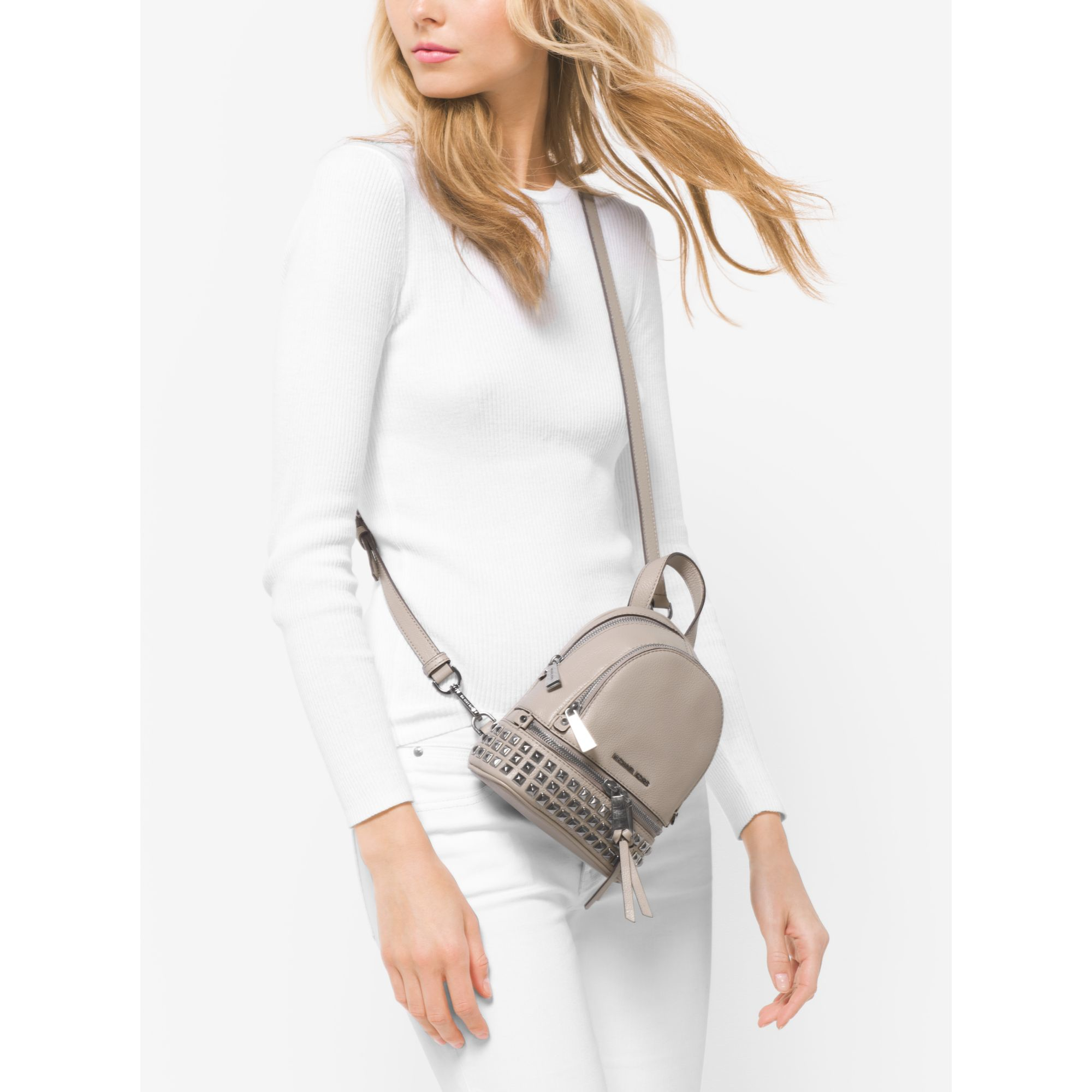 cdb36ffb7360 Gallery. Previously sold at  Macy s · Women s Michael By Michael Kors Rhea