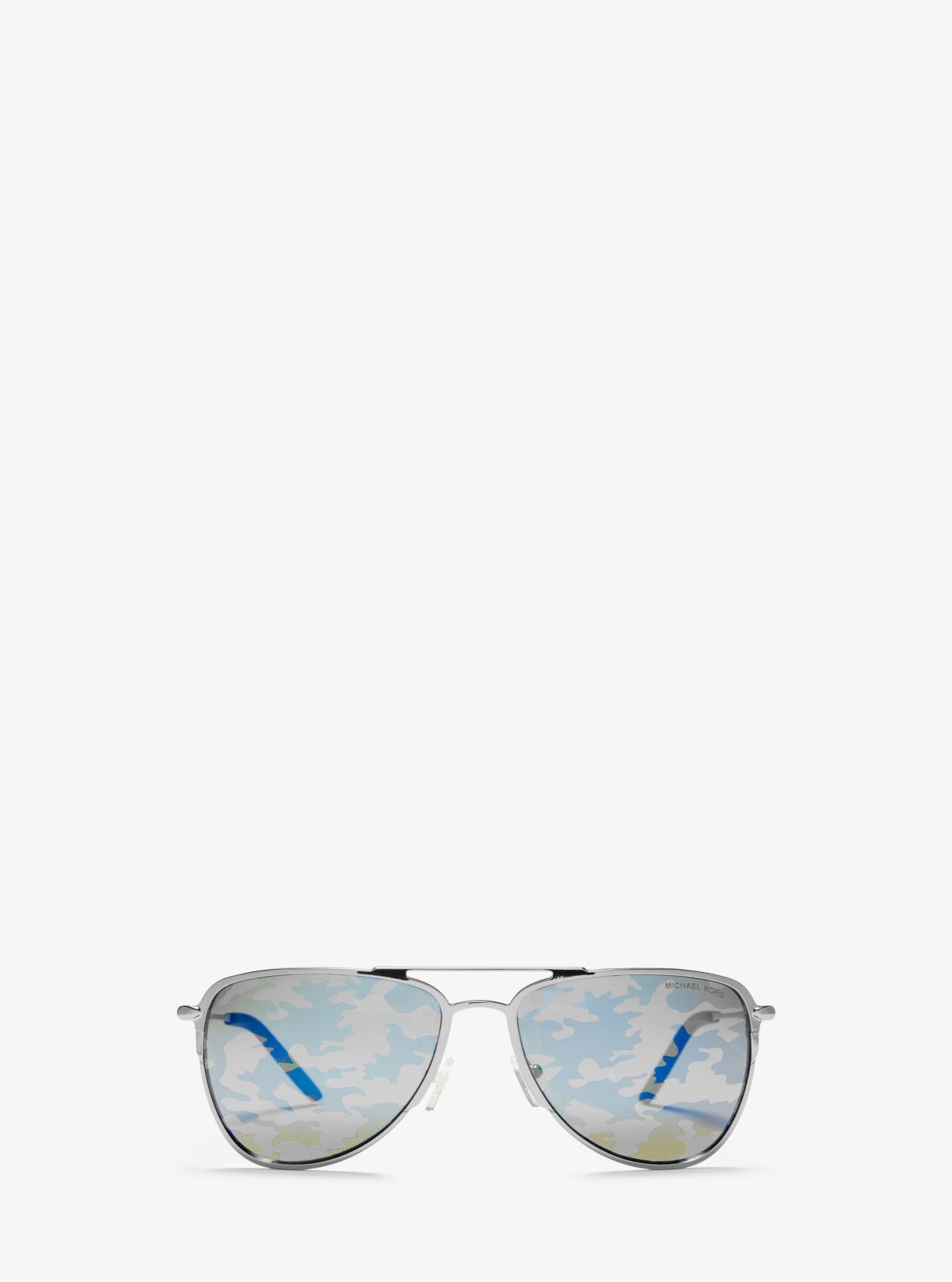 dee9d3a85140 Lyst - Michael Kors Dayton Sunglasses in Green for Men