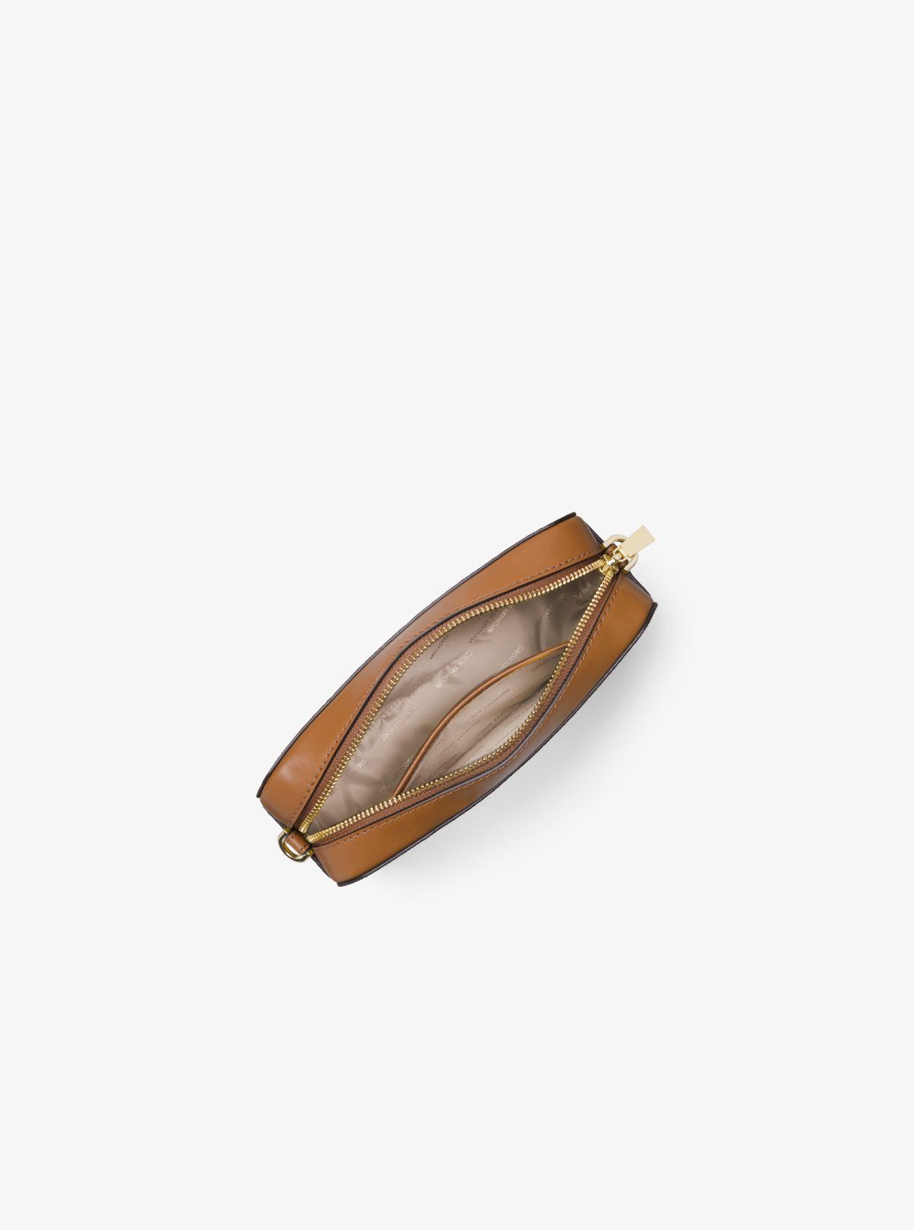 4222da9985de Michael Kors - Multicolor Ginny Medium Logo Crossbody Bag - Lyst. View  fullscreen