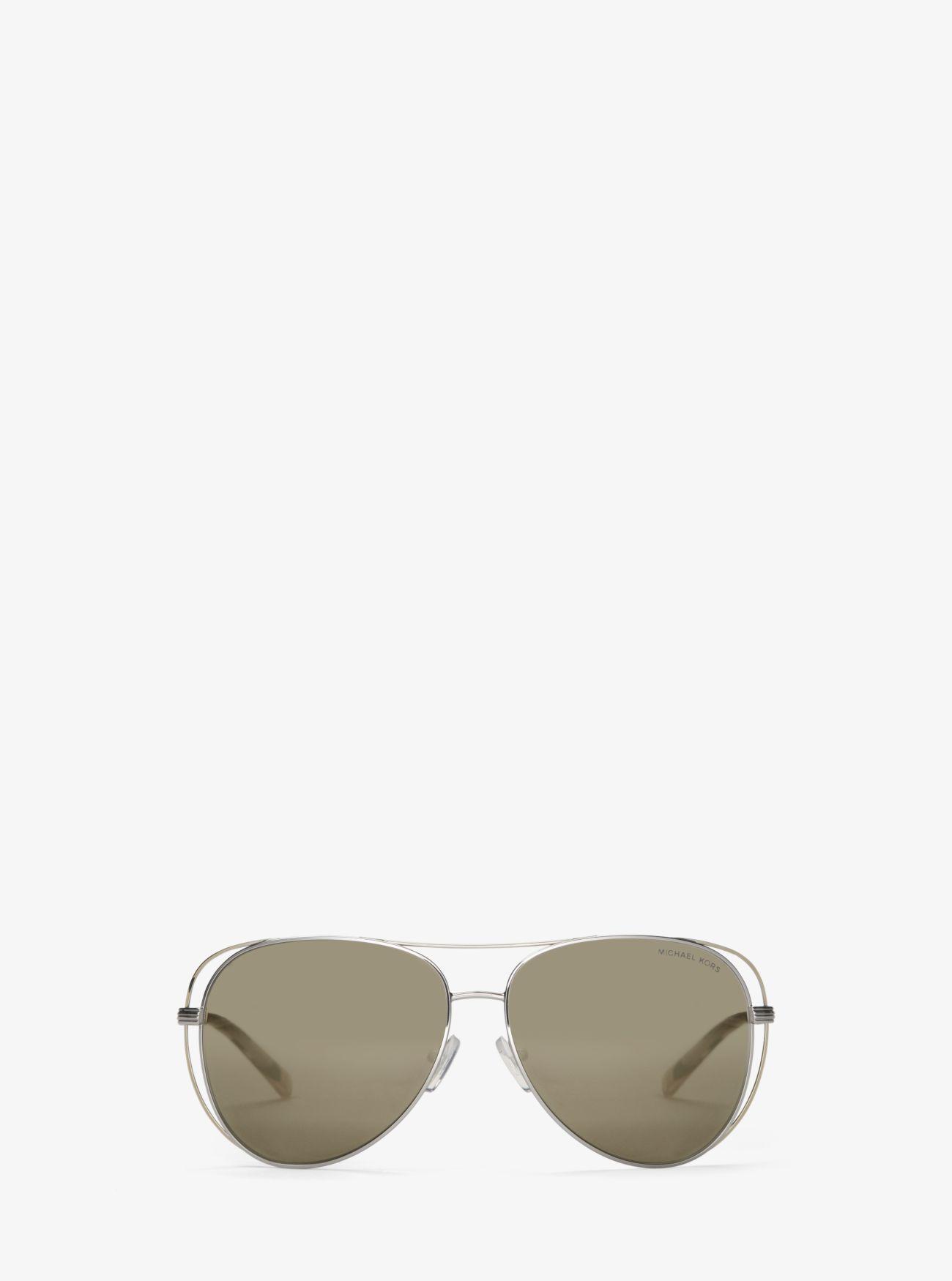 3946940028a7 Michael Kors - Multicolor Lai Sunglasses - Lyst. View fullscreen