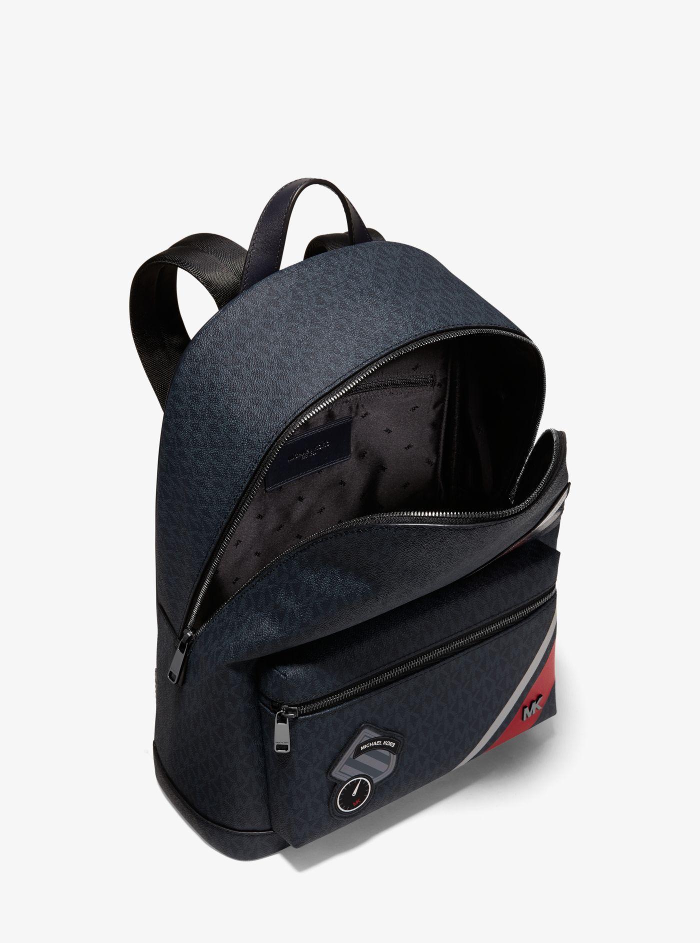 2c6894a7ffa4 Michael Kors - Blue Jet Set Backpack for Men - Lyst. View fullscreen