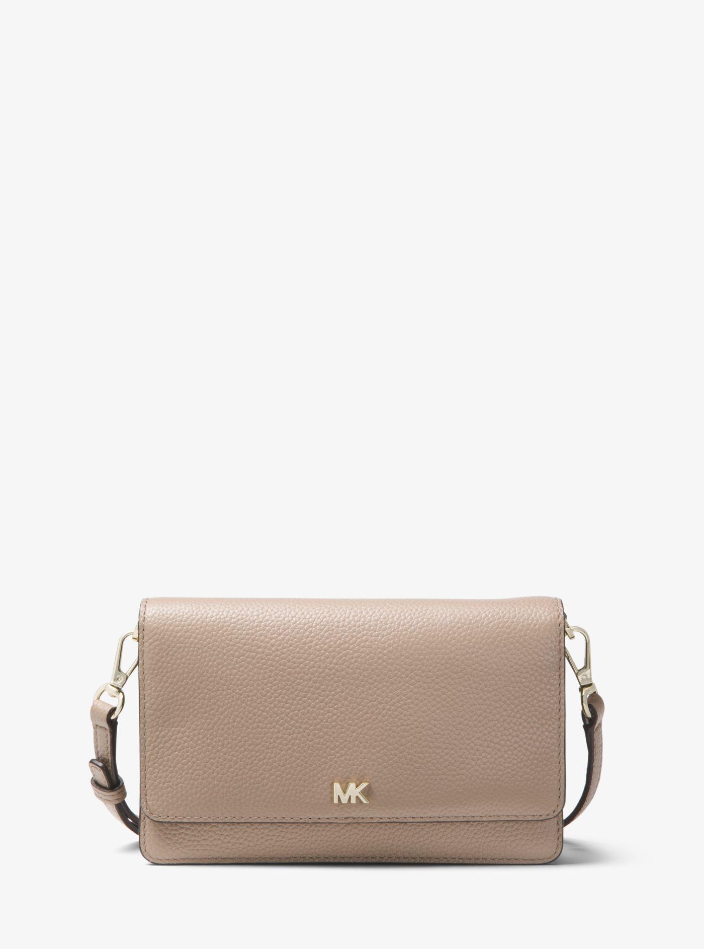 c58f400f959e Michael Kors. Women s Pebbled Leather Convertible Crossbody