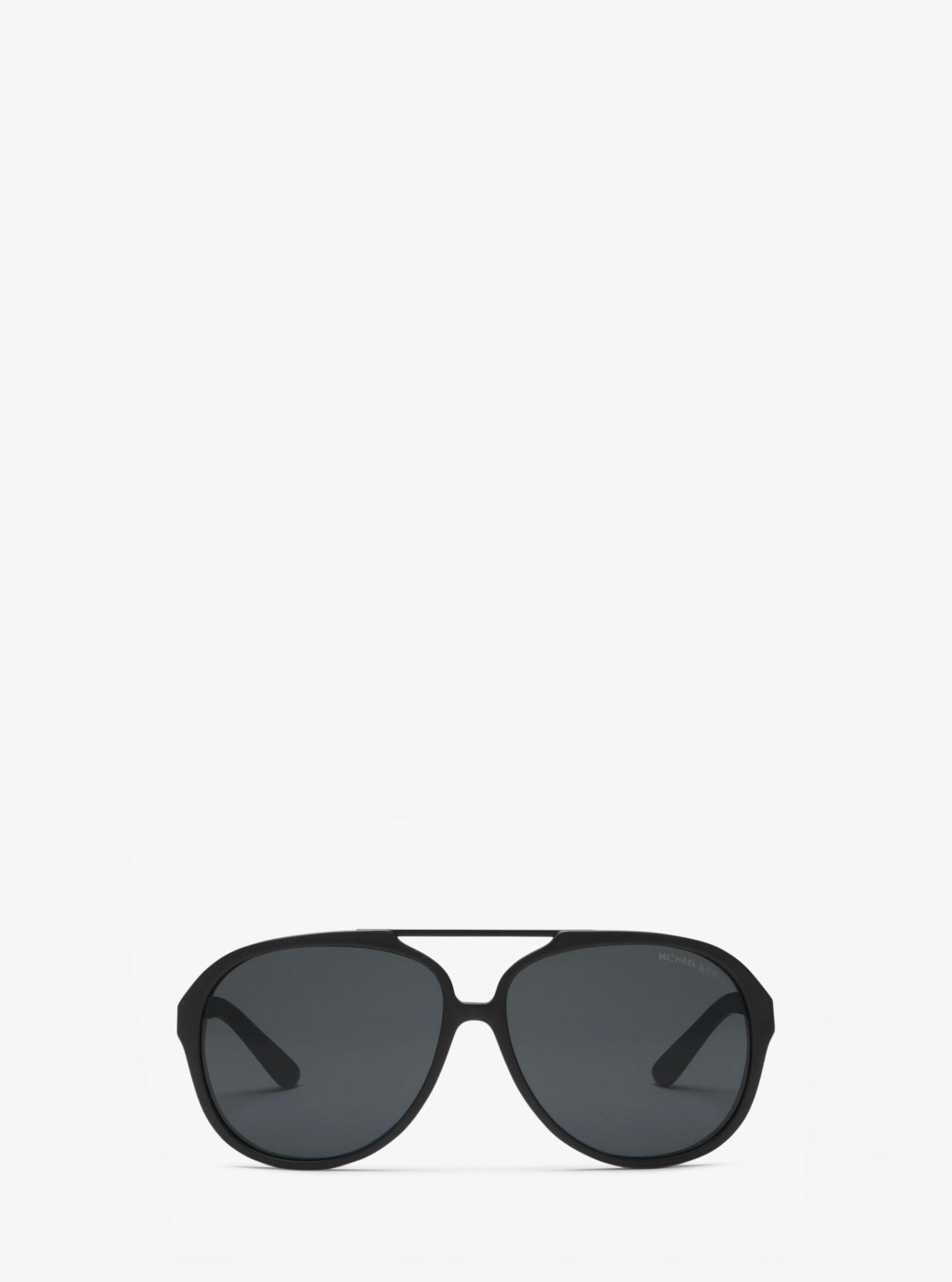c36745a395 Lyst - Michael Kors Auden Sunglasses in Black for Men
