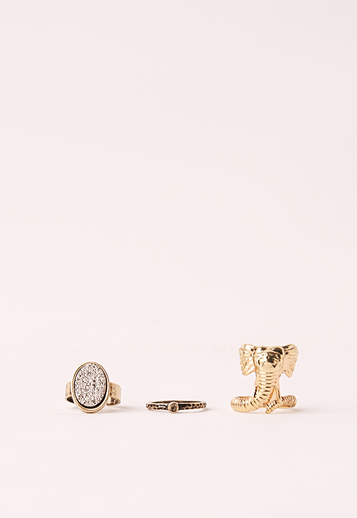 Urban Outfitters Ring Pack
